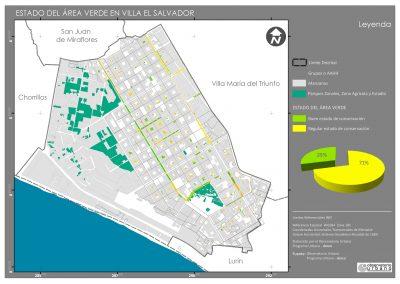 Estado de conservación del área verde en VES (web)