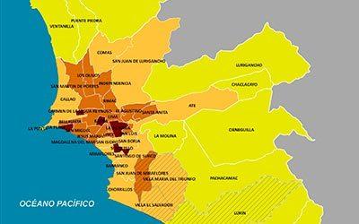 Densidad Poblacional Lima